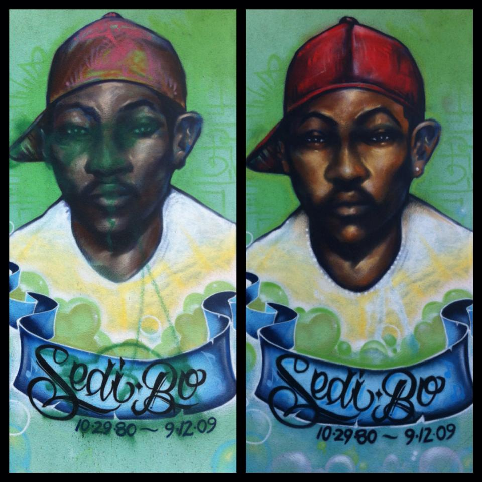 Sedi Bo: A West Oakland Tale of Art and Transformation (1/2)