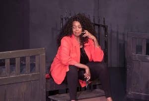 King Hedley II written by August Wilson, is the 9th play in his American Century Cycle. Directed by Dr. Ayodele Nzinga and performed by The Lower Bottom Playaz, Inc; King Hedley II is currently on Broadway in Oakland, CA. at the Flight Deck, located at 1540 Broadway. Come see it and enjoy!